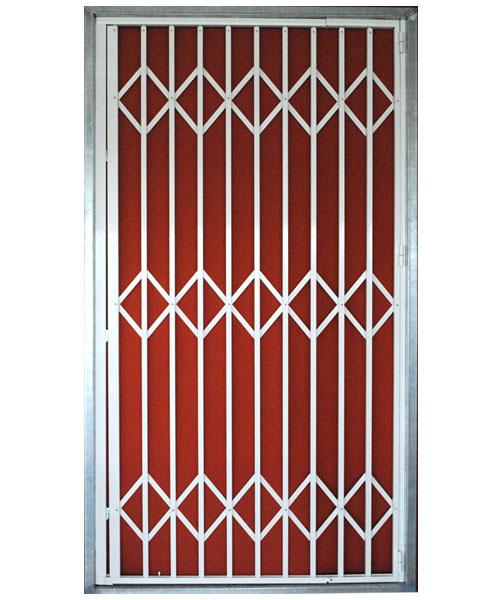 Πόρτα πτυσσόμενη - ανοιγόμενη με μεντεσέ